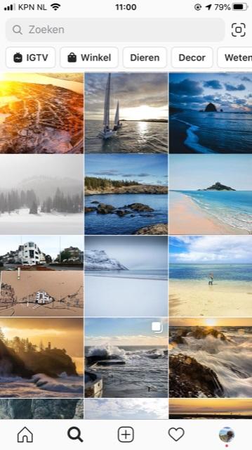 Instagram-discover-ontdek