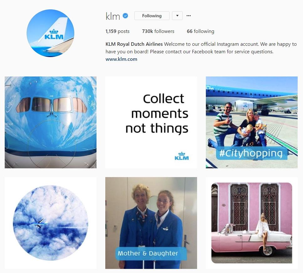 Instagram_KLM