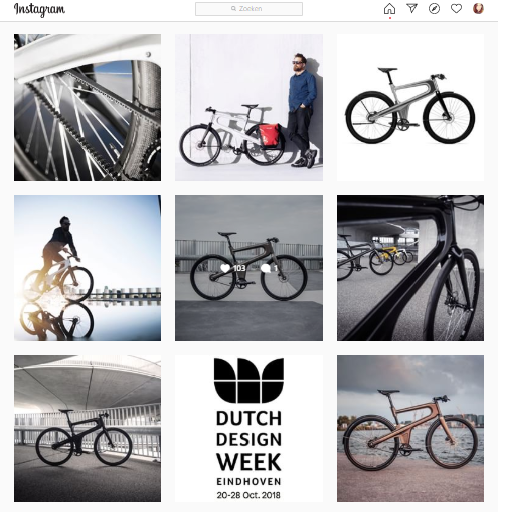 design-fiets
